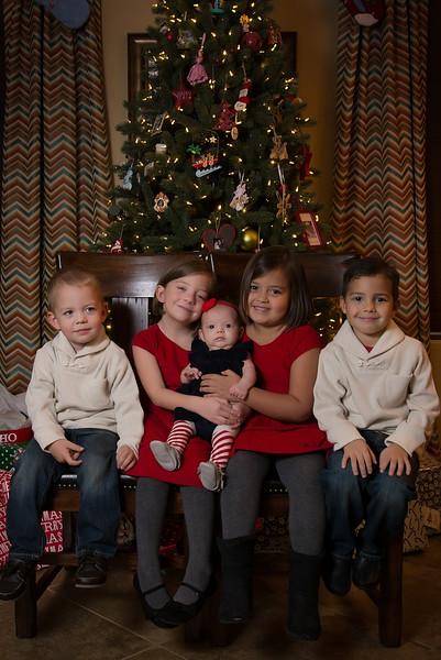 Levecke Family 2015 Winter - Phoenix, AZ     Oh! MG Photo
