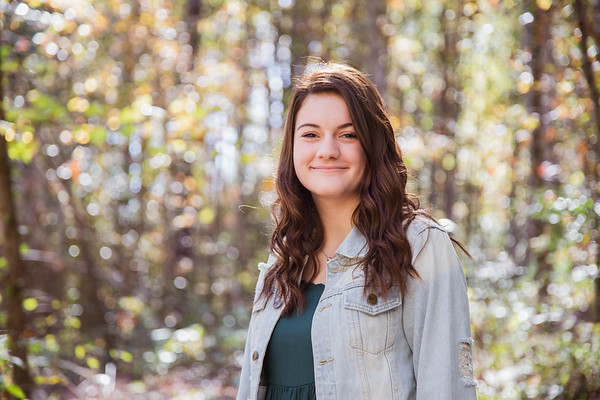 Julia Senior Pics