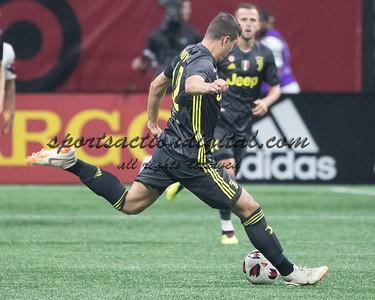 MLS All-Stars vs Juventus 8-1-18