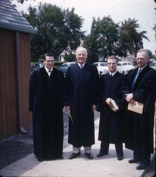 ARCSS008.  Rev. Holden, Gunther, Smith, Bishop - 20 Jun 1954.jpg