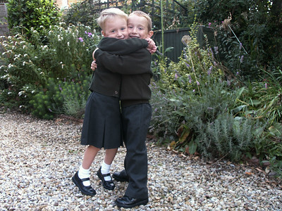 09 - First day at school