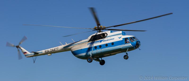 Mil Mi-8 Ride - 7/6