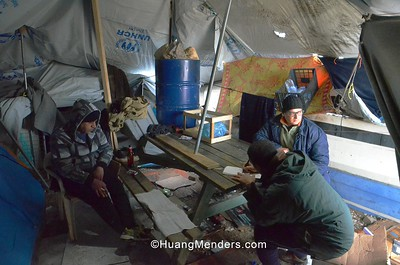 Refugee Crisis - The Explorers Log