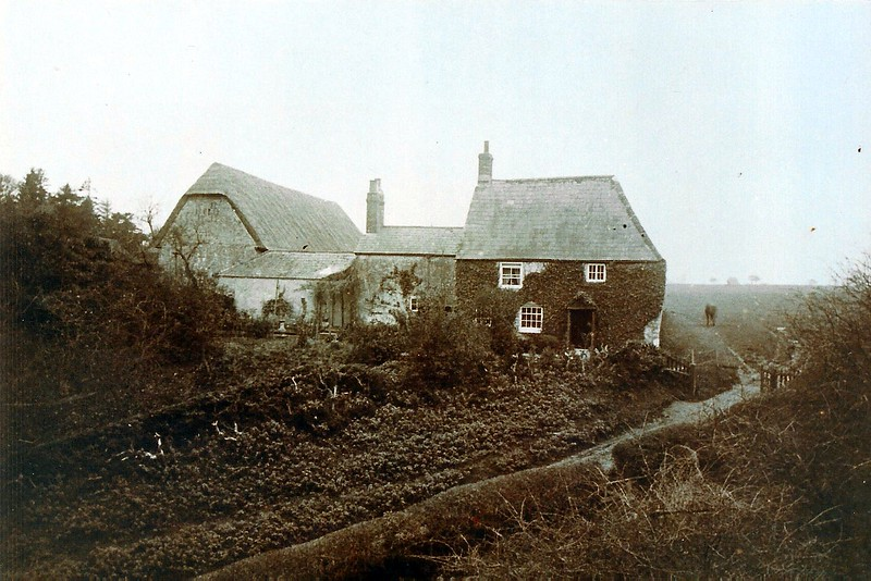 Lodge Farm,Burderop 1905
