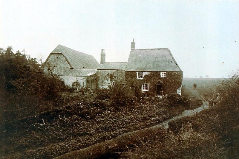 Lodge Farm,Burderop 1905