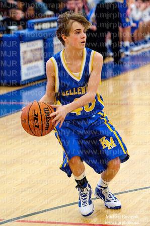 Kellenburg Vs St Anthonys, Boys JV Basketball 02.13.10