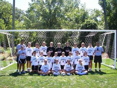 2010-11 Women's Soccer
