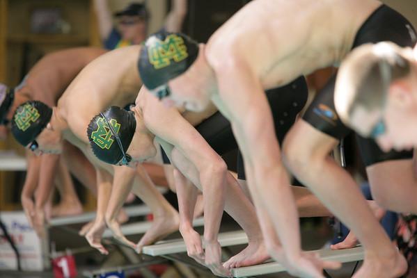 2015 NBL Swimming