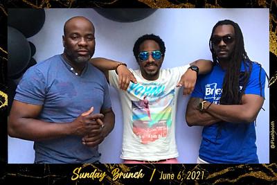 Sunday Brunch 6/6/21