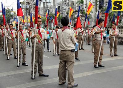 Sinulog 2015 Launching Parade