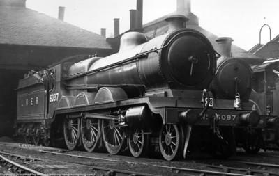 "Robinson Class B4 (GCR Class 8F) 4-6-0s ""Immingham"" Class"