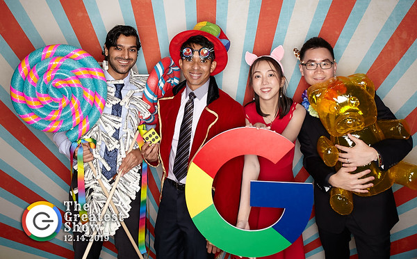 Google Corp Eng Greatest Show Holiday 2019