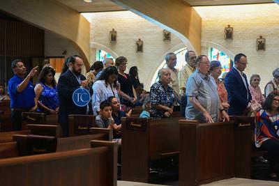 St. Pius X SVDP Blessing
