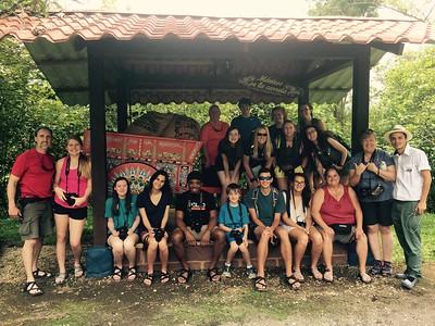 2017 Sparkman Costa Rica Program