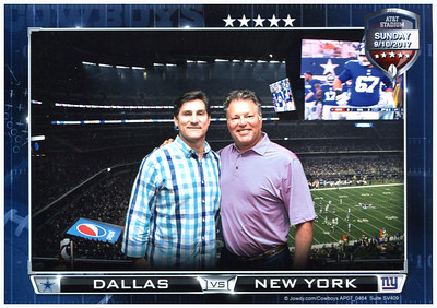 Dallas Cowboys Game