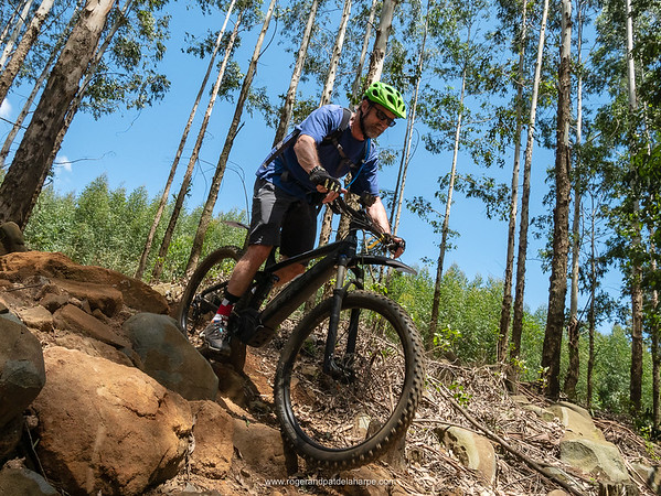 Karkloof 30Km eBiking and Mountain Biking Route