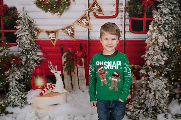 Tucker | Christmas Mini