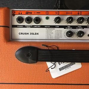 Orange Crush 35LDX Amp, Used