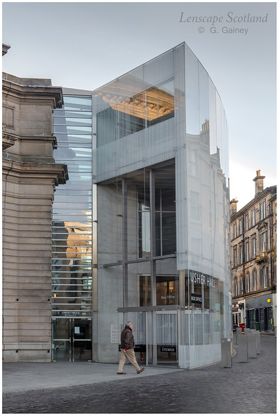 Usher Hall extension