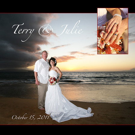 Julie & Terry