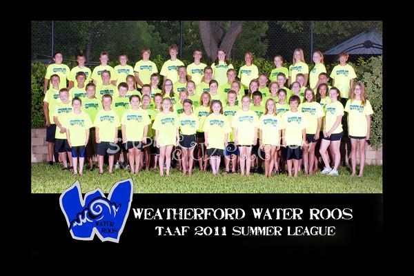 2011 Swim Season