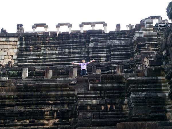 Angkor Thom--Baphuon