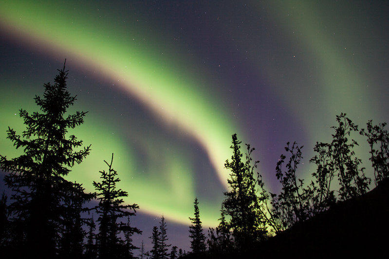 Northern Lights #14, Brooks Range, Alaska