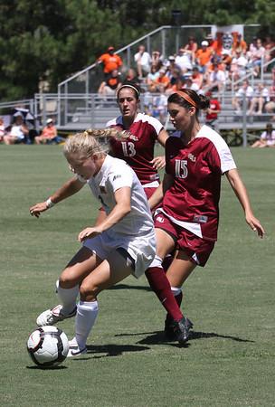 Women's Soccer September 2010