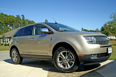10 New 2010 Lincoln MKX