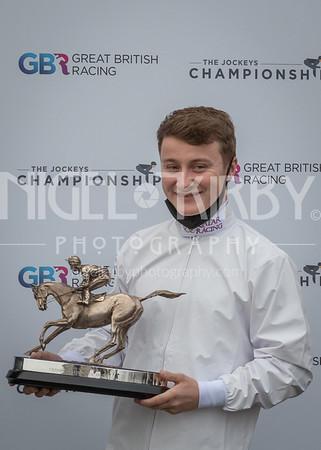 Doncaster Races - Sat 7 Nov 2020 - Images Nigel Kirby / Steven Cargill