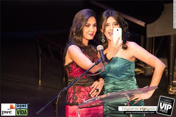 3rd Annual Hispanic VIP Gala - Award Ceremony -Red Carpet | Mon, Dec 16