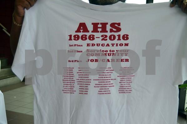 Graduation Class of 2016 & 1966