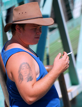 Darwin July 2008 pt. 1