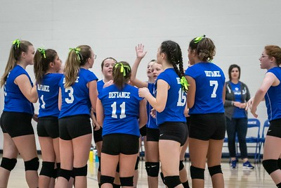 DMS Volleyball 09-23-2019