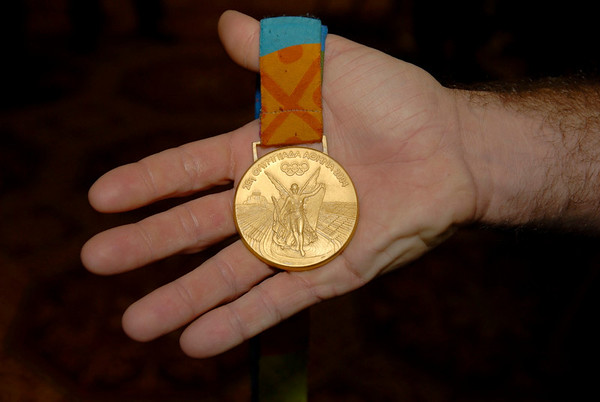 BABA Olympic Gold