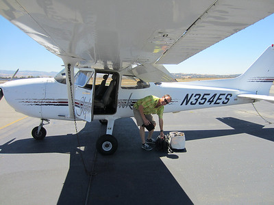 2013-07-26 Flight with Chris
