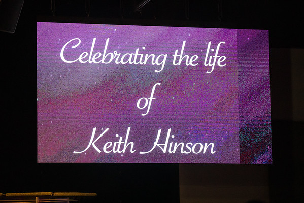 Keith's Celebration of Life