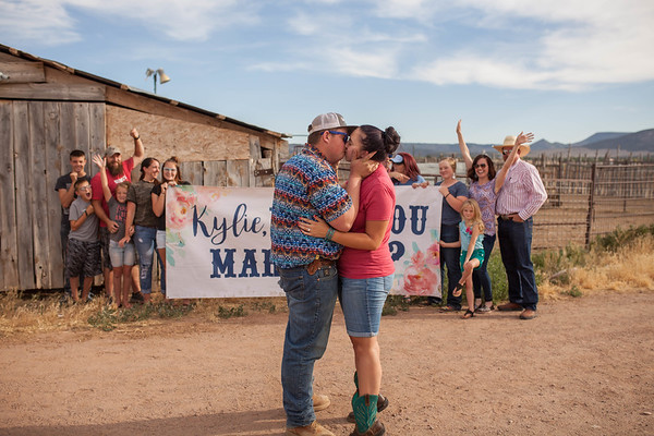 Tel Proposes to Kylie