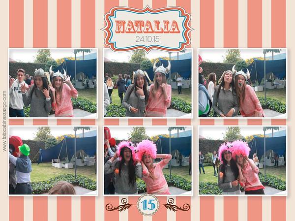 15 de Natalia