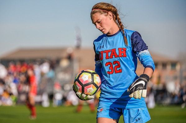 NCAA - Women's Soccer - CU vs Utah - 20161106