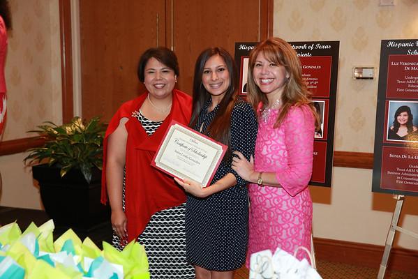 Hispanic Women's Network of Texas Scholarship Breakfast