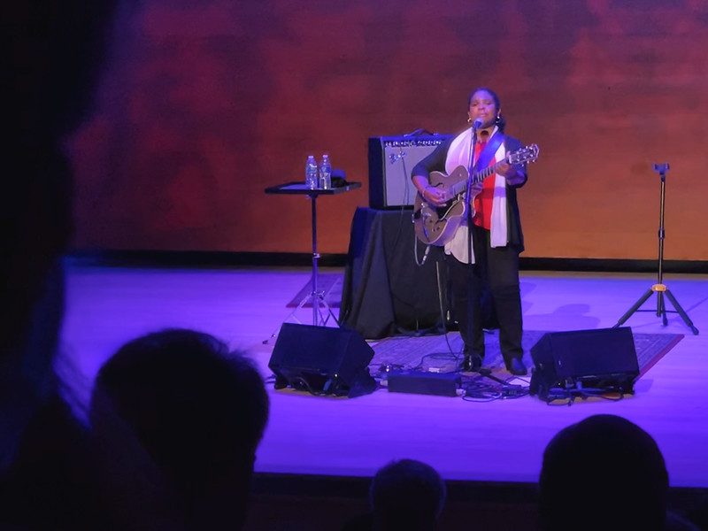 Ruthie Foster at the MIM