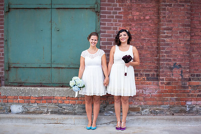 Jessica and Tanya's Wedding