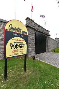 Tour of Canada's First Railway Tunnel in Brockville
