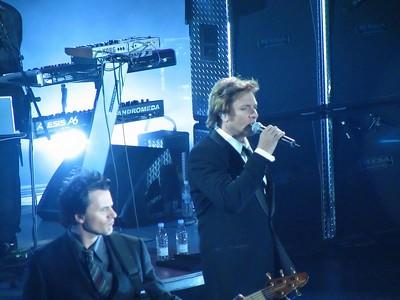 Duran Duran - 1 March 2005 - Memorial Auditorium - Sacramento, CA