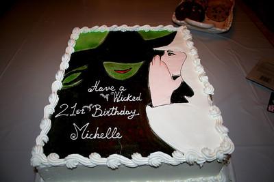 HAPPY 21st BD-Michelle Johnson