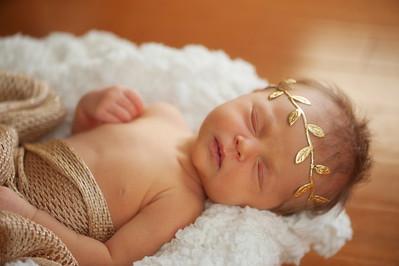 Elsie Grace Newborn