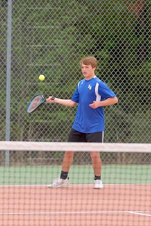 East Bladen vs East Columbus 18 men tennis