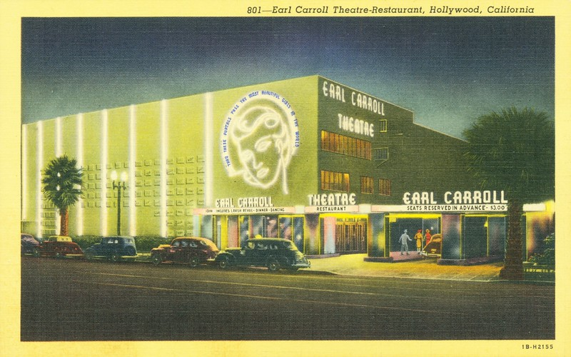 Earl Carroll Theatre-Restaurant