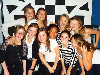 Middle School Winter Dance